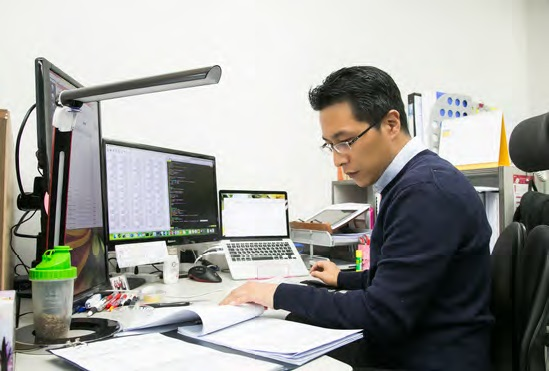 유전체 빅데이터 분석에 최적화된 직원들은 이번 지원사업의 성공 요인이었다.