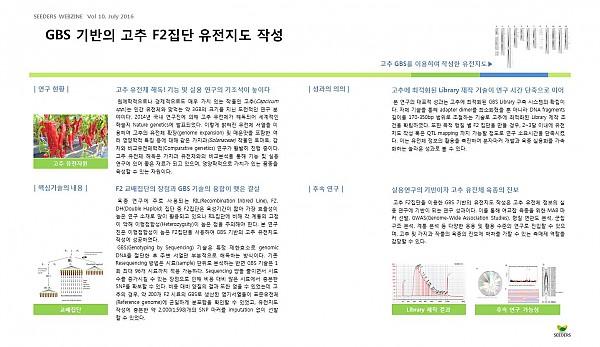 (주)씨더스웹진7월_GBS기반고추F2집단유전지도작성